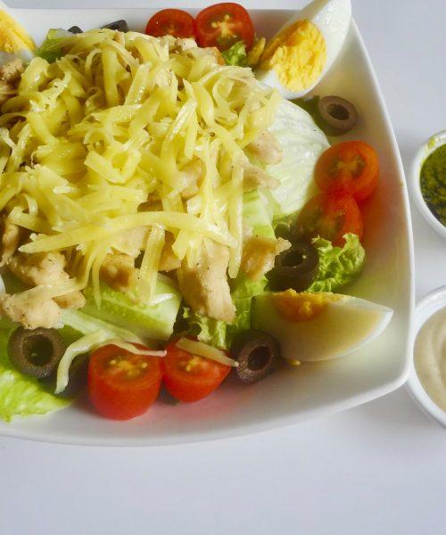 Chefs salad