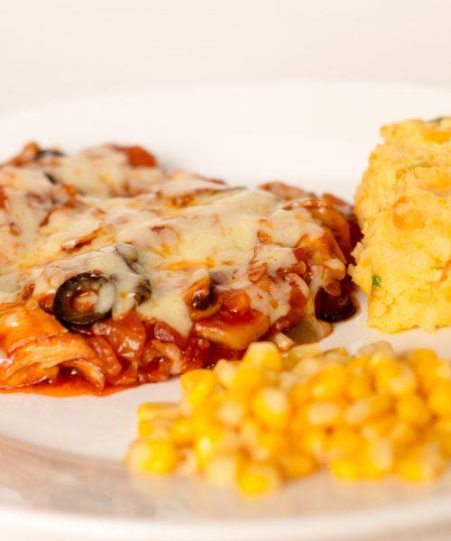 Chicken pizziola